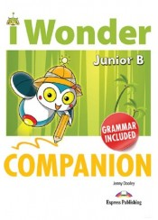 I WONDER JUNIOR B COMPANION AND GRAMMAR