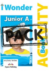 iWONDER JUNIOR A ACTIVITY BOOK (+DIGIBOOKS APP.)