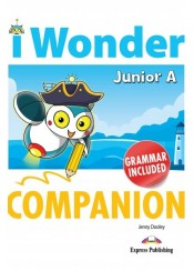 iWONDER JUNIOR A COMPANION AND GRAMMAR