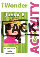 iWONDER JUNIOR B ACTIVITY BOOK (+DIGIBOOKS APP.)