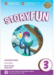 STORYFUN 3 TCHR'S (+ DOWNLOADABLE AUDIO)