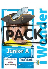 I WONDER JUNIOR A JUMBO PACK