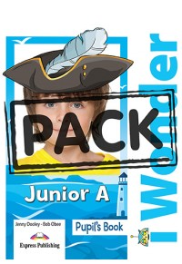 I WONDER JUNIOR A JUMBO PACK 978-1-4715-7690-4 9781471576904