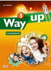 WAY UP 3 STUDENT'S BOOK (+WRITING BOOKLET)
