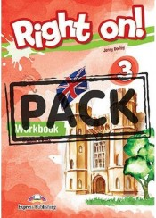 RIGHT ON! 3 WORKBOOK (+DIGIBOOK)