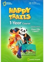 HAPPY TRAILS 1 YEAR COURSE - AUDIO CD(2)