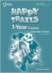 HAPPY TRAILS 1 YEAR COURSE - TEACHER'S BOOK