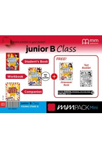 MM PACK MINI YOUNG STARS JUNIOR A & B  86186