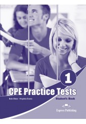 CPE PRACTICE TESTS 1 STUDENT'S BOOK (+ DIGIBOOK APPLICATION)