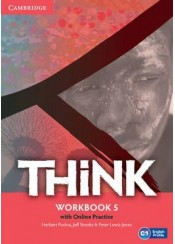 THINK 5 WORKBOOK (+ONLINE PRACTICE)