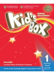 KID'S BOX WB (+ ON LINE RESOURSES) UPDATE 2ND EDITION