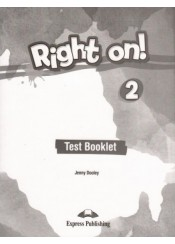 RIGHT ON ! 2 TEST BOOKLET