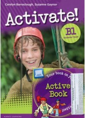 ACTIVATE B1 STUDENT'S BOOK (+ ACTIVE BOOK PACK)