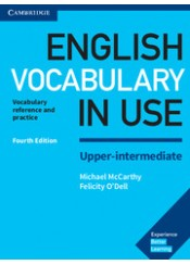 ENGLISH VOCABULARY IN USE UPPER-INTERMEDIATE W/A 3RD EDITION