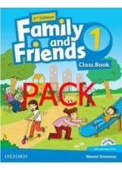 FAMILY AND FRIENDS 1 SMART PACK