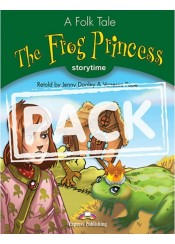 THE FROG AND THE PRINCESS WITH CROSS-PLATFORM APPLICATION - STAGE 3