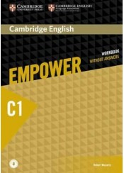 EMPOWER C1 WORKBOOK (+ ON LINE AUDIO)