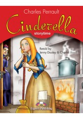 CINDERELLA - PUPIL'S BOOK WITH CROSS-PLATFORM APPLICATION