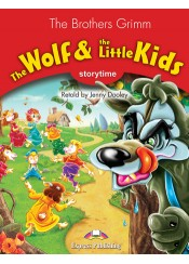 THE WOLF & THE LITTLE KIDS - PUPIL'S BOOK WITH CROSS-PLATFORM APPLICATION