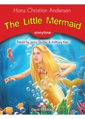 THE LITTLE MERMAID - PUPIL'S BOOK WITH CROSS-PLATFORM APPLICATION