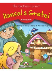 HANSEL & GRETEL - PUPIL'S BOOK WITH CROSS-PLATFORM APPLICATION