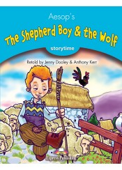THE SHEPHERD BOY & THE WOLF - PUPIL'S BOOK WITH CROSS-PLATFORM APPLICATION