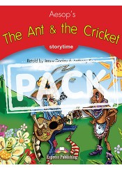 THE ANT & THE CRICKET PUPIL'S (WITH CROSS-PLATFORM APPLICATION)