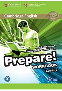 PREPARE! 7 WORKBOOK (+ONLINE AUDIO) 978-0-521-18038-2 9780521180382