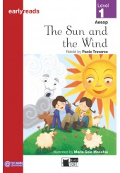 THE SUN AND THE WIND - EARLY READS LEVEL 1