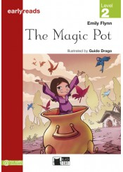 THE MAGIC POT - EARLY READS LEVEL 2