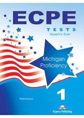 ECPE TESTS MICHIGAN PROFICIENCY 1 STUDENT'S BOOK (+DIGIBOOK APP)