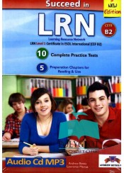 SUCCEED IN LRN B2 AUDIO MP3 CD'S