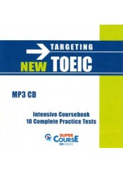 TARGETING NEW TOEIC MP3 CD