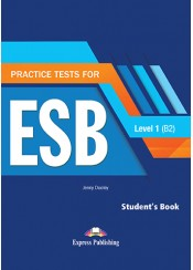 PRACTICE TESTS FOR ESB LEVEL 1 B2 STUDENT'S BOOK (+ DIGIBOOKS APP)