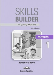 SKILLS BUILDER FOR YOUNG LEARNER'S MOVER'S 1 TEACHER'S BOOK