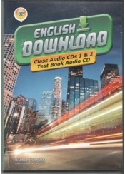 ENGLISH DOWNLOAD B1 CLASS CDs 1 & 2 TEST BOOK CD