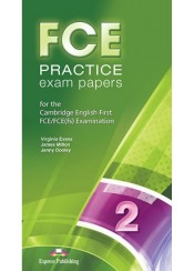 FCE PRACTICE EXAM PAPERS 2 12 CD's