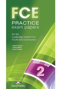 FCE PRACTICE EXAM PAPERS 2 12 CD's 978-1-4715-2685-5 9781471526855