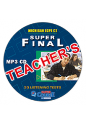 ECPE SUPER FINAL PROFICIENCY MP3  CD