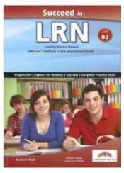 SUCCEED IN LRN B2 STUDENT'S SELF - STUDY EDITION