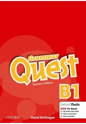 QUEST B1 GRAMMAR TEACHER'S (OVERPRINTED)
