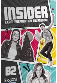 INSIDER B2 COURSEBOOK EXAM PREPARATION INSIDER ME AUDIO DISC 978-9963-259-76-2 190401030402