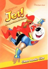 JET! ONE YEAR COURSE FOR JUNIORS - CLASS AUDIO CDS