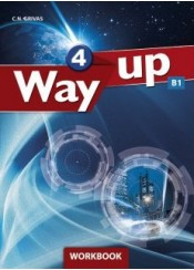 WAY UP 4 WORKBOOK B1 & COMPANION SET