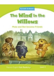 THE WIND IN THE WILLOWS - KIDS READERS LEVEL 4