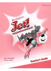 JET! ONE-YEAR COURSE FOR JUNIORS - TEACHER'S GUIDE