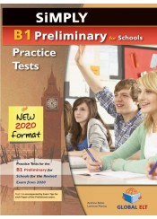 SIMPLY B1 PRELIMINARY FOR SCHOOLS - 8 PRACTICE TESTS
