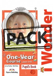 I WONDER JUNIOR A & B ONE - YEAR COURSE STUDENT'S PACK