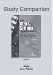 NEW STARS & STRIPES MICHIGAN ECCE SKILLS BUILDER STUDY COMPANION