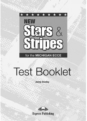 NEW STARS & STRIPES MICHIGAN ECCE TEST BOOKLET
